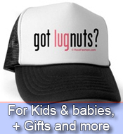 GotLugNuts? For Kids, gifts and more