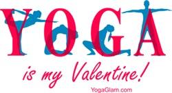 Yoga is my Valentine!