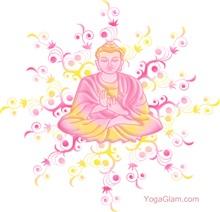 yoga and meditation design