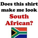 Does This Shirt Make Me Look South African?