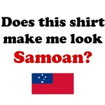 Does This Shirt Make Me Look Samoan?