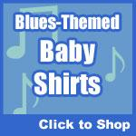 Blues Baby Shirts