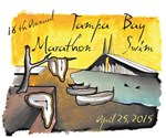 18th Annual Tampa Bay Marathon Swim