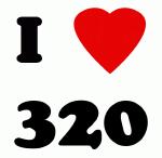 I Love 320