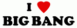 I Love BIG BANG