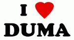 I Love DUMA