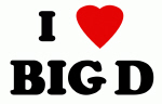 I Love BIG D