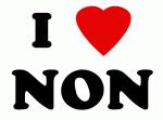 I Love NON