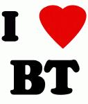 I Love BT
