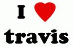 I Love travis