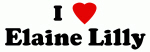 I Love Elaine Lilly