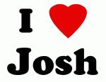 I Love Josh