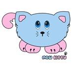 Mew Kitty Pudgie Pet