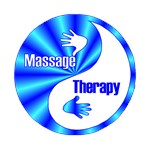 Massage Therapy Black T-shirt