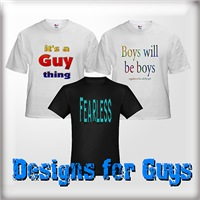 A Guy Thing T-Shirts & Gifts
