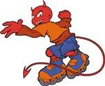 Demon Skater