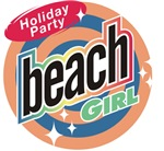 holiday beach party