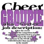 Cheer Groupie Sister