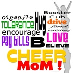 Cheer Mom Words