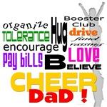 Cheer Words Dad