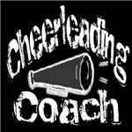 Cheerleading Coach Grunge