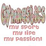 Gymnastics My Passion