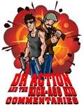 Dr.Action Cartoon Design 1