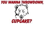 Throwdown Cupcake