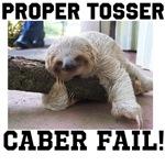 Caber Fail!
