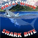 Great White Shark Bite!