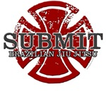 Submit Jiu Jitsu t-shirts