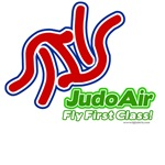 Judo t-shirt: Judo Air, Fly First Class