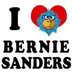 I Heart Bernie Sanders