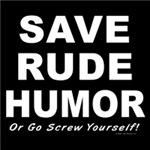 Rude Humor