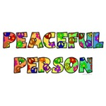 Peaceful Person