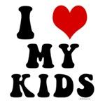 I Love My Kids- I Heart My Kids
