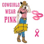 Cowgirls Wear Pink