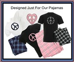 Pajama Designed Peace