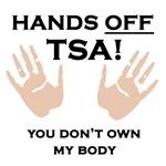 HANDS OFF TSA!