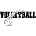 Volleyball T-Shirts and Gifts