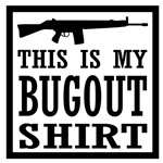 This is My Bugout Tee