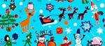 Santa Claus Reindeer Christmas Gifts