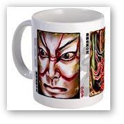 Japanesque Mugs