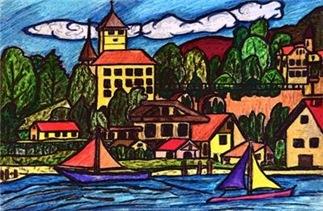 Sailing Swiss Waters