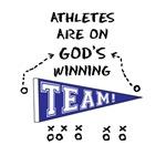 Athletes on God's Winning Team