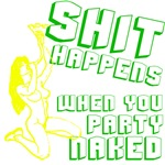 Shit happens when you party naked 2