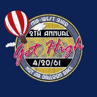 4/20 Get high; Hot air balloon race