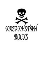 BLK SKULL KAZAKHSTAN ROCKS