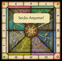 Socks Anyone!