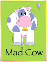 Mad Cow Green